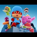 🎥 POCOYO THE MOVIE – Pocoyo and The League of Extraordinary Super Friends | CARTOON MOVIES for KIDS
