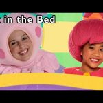 Six in the Bed and More | BEDTIME NURSERY RHYMES | Baby Songs from Mother Goose Club!