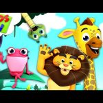 Walking In The Jungle | The Supremes | Children Songs & Nursery Rhymes – Kids TV