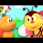 With The AAA | Kids Songs & Nursery Rhymes | Cartoons For Babies – Kids Tv