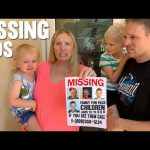 24 Hours with 6 Kids – 4 Missing!!