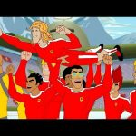 Supa Strikas Full Episode Compilation | Fastest Gloves in The West | Soccer Cartoons for Kids