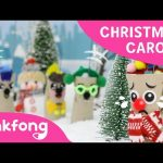 The Red-Nosed Reindeer | Christmas Carols | Craft for Kids | Pinkfong Songs for Children