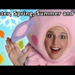 Winter, Spring, Summer and Fall + More | ALL SEASONS RHYME | Mother Goose Club Phonics Songs