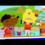 Go Go Footy Pups – Captain Benny! | Football for Kids | Wizz | Cartoons for Kids