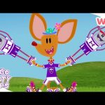 Go Go Footy Pups – Defensive Master | Football for Kids | Wizz | Cartoons for Kids