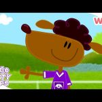 Go Go Footy Pups – Rex Learns a New Skill! | Football for Kids | Wizz | Cartoons for Kids