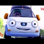 Olly the Little White Van – Beep Beep Bumpton | Cars for Kids | Wizz | Cartoons for Kids