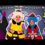 A Haunted House on Halloween Night + More | Phonics Songs from Mother Goose Club