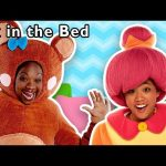 Six in the Bed + More | SLEEPOVER RHYMES COLLECTION | Mother Goose Club Phonics Songs