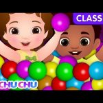 ChuChu TV Classics – Learn Colors & Shapes with Magical Surprise Eggs Ball Pit Show | Nursery Rhymes