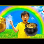 How is a rainbow formed? | Educational Video for kids with Ryan ToysReview