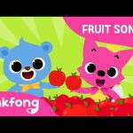 Munchy Crunchy Apple   Apple Song   Fruit Songs   Pinkfong Songs for Children