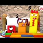 Numberblocks – The Zero Song   Learn to Count   Wizz   Cartoons for Kids