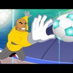 Supa Strikas Full Episode Compilation | Depth Charge | Soccer Cartoons for Kids