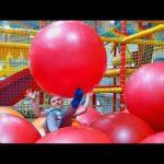 Fun Indoor Playground for Kids and Family with Bogdy and Alex