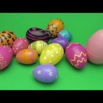 Learn to Spell with Rockin' Baby Big Mouth Surprise Eggs!  Spelling In the Air Words!  Lesson 7