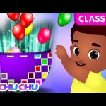 ChuChu TV Classics – Balloons Popping Show to Learn Numbers from 1 to 10 | Surprise Eggs