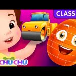 ChuChu TV Classics – Construction Vehicles for Kids | Surprise Eggs Nursery Rhymes