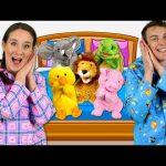 Ten in the Bed + More Nursery Rhymes for Kids | Popular Nursery Rhymes